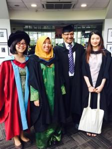 2016 BMS graduation (UK)