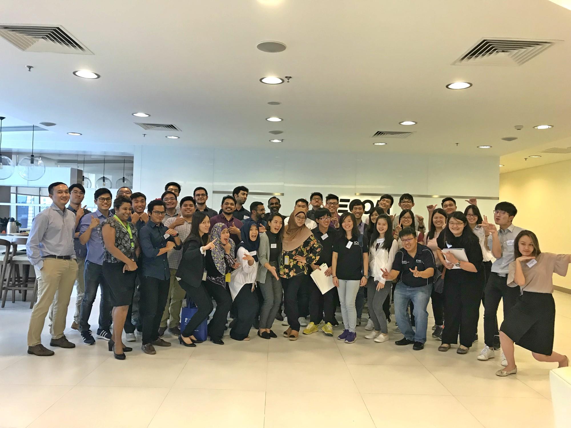 Field Trip to AECOM Malaysia – UNMC Careers Advisory Service