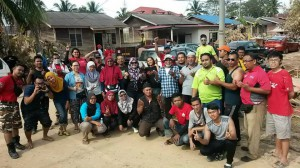 Team UNMC and MRC & RMC Bikers