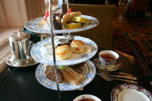 Afternoon tea blog