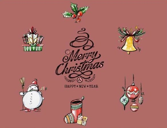 Invitation Christmas And Year End Party Graduate School Blog